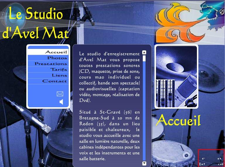 Le Studio d'Avel Mat