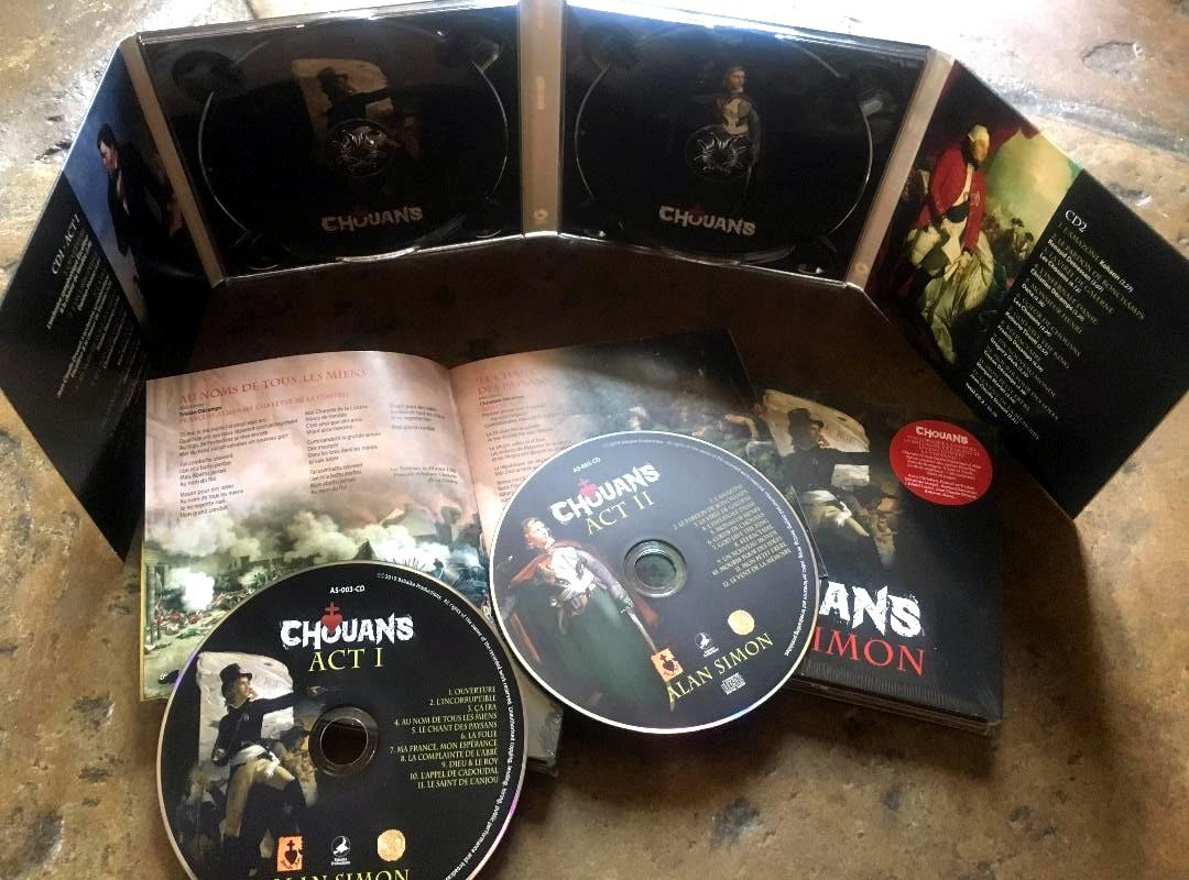 Chouans cd