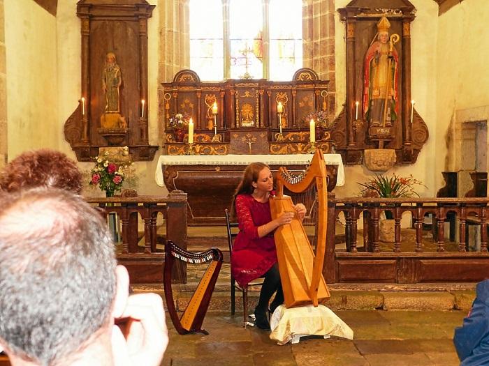 Concert dana chapelle saint eloi