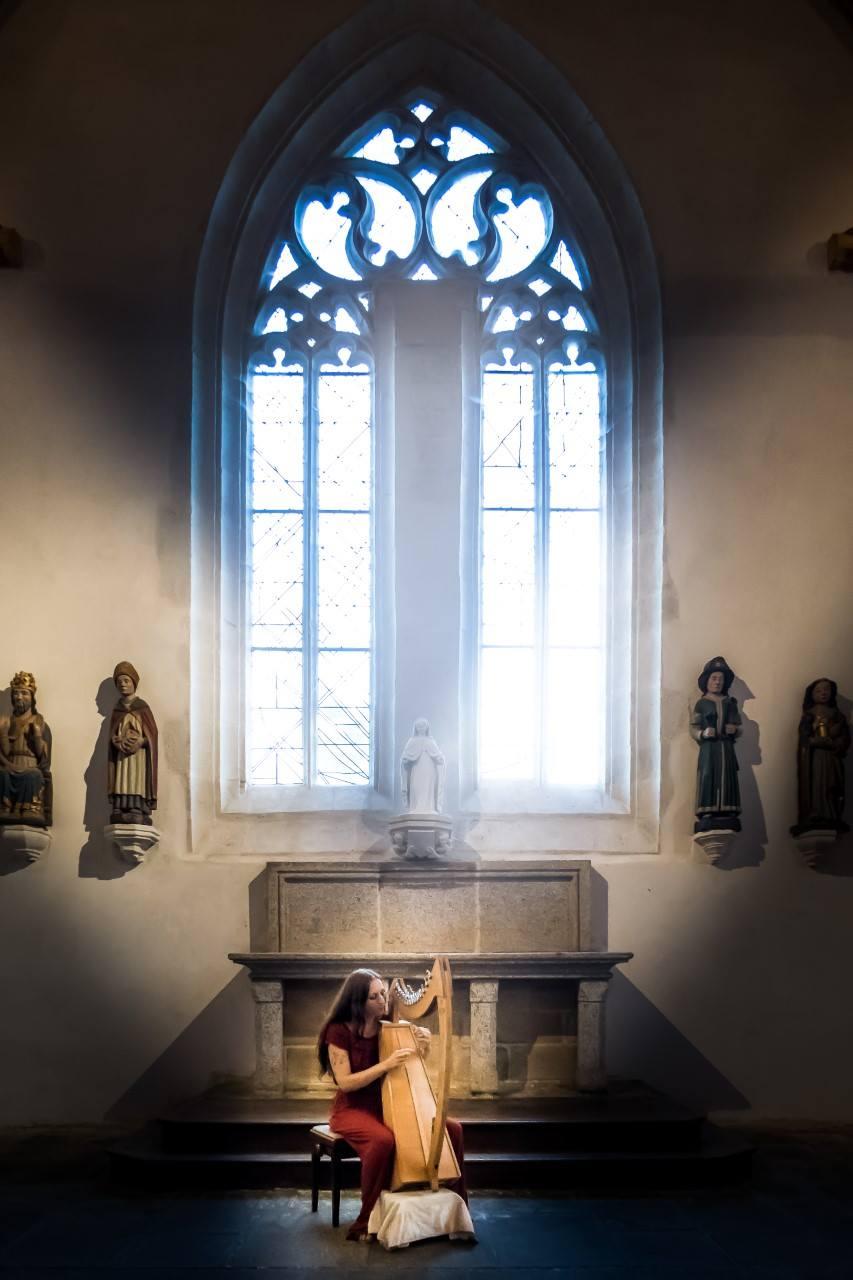 Concert de dana chapelle saint michel questembert