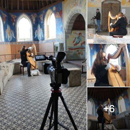 Dana a la chapelle saint roch de blain