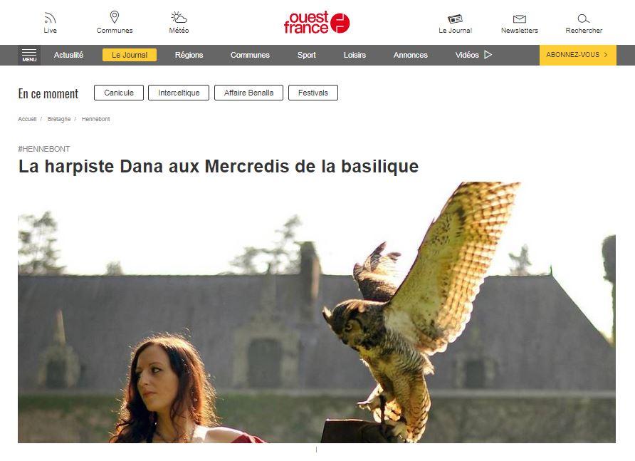 Dana basilique