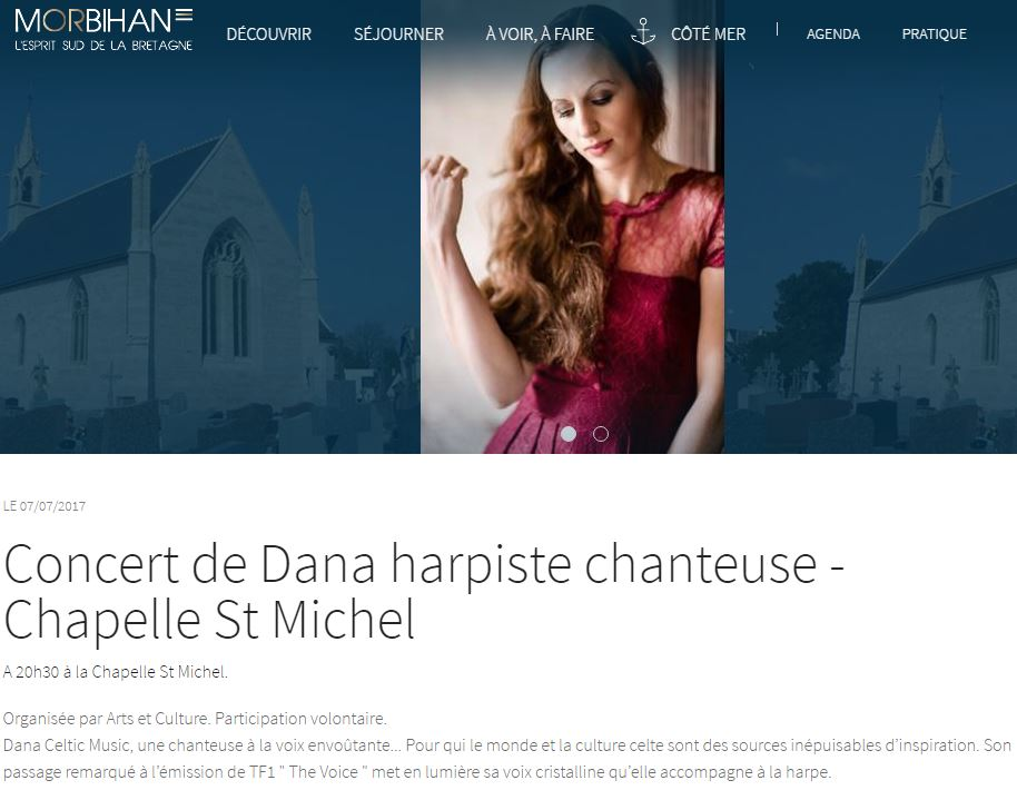 Dana chapelle saint michel