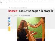 Dana concert 20 mai