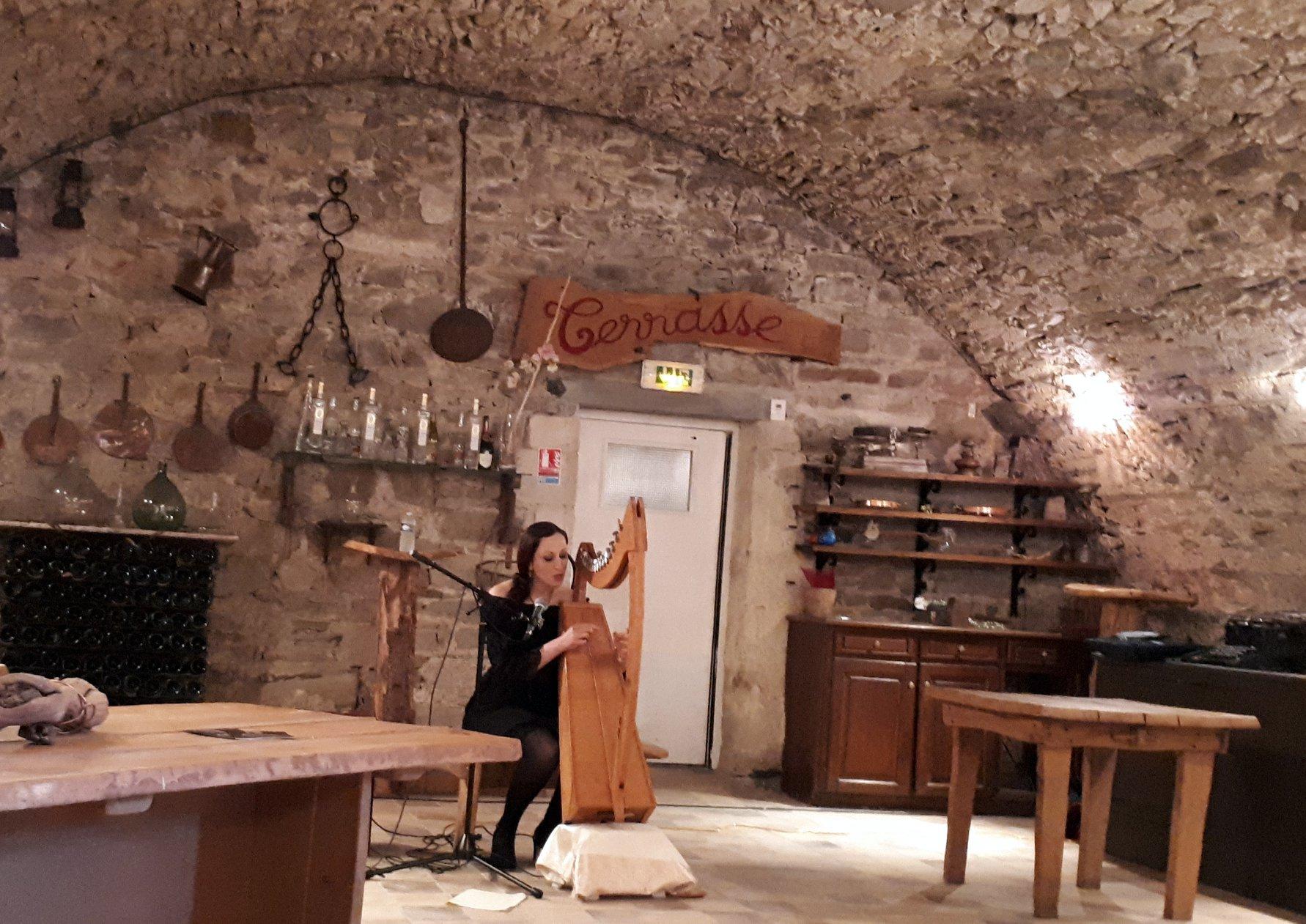 Dana concert chateau de blain 1