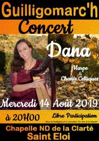 Dana concert guilligomarc h