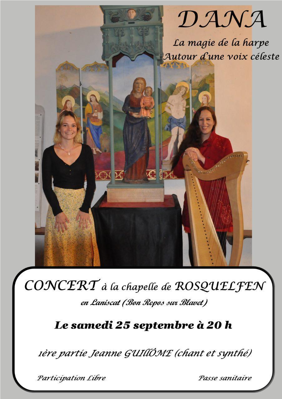 Dana concert rosquelfen