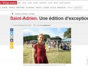 Dana concert saint adrien