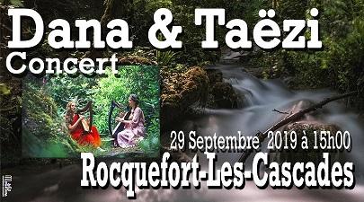 Dana et taezi rocquefort les cascades 1