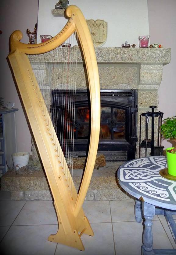 Dana harpe maximilien 1er