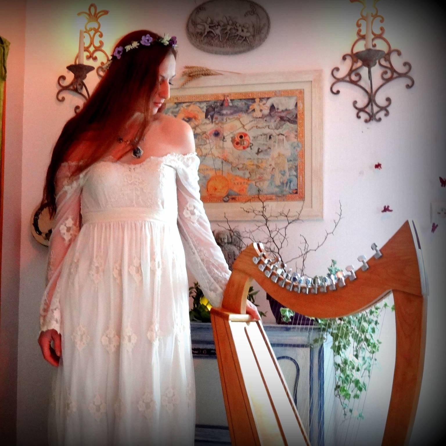 Dana harpiste celtique 3
