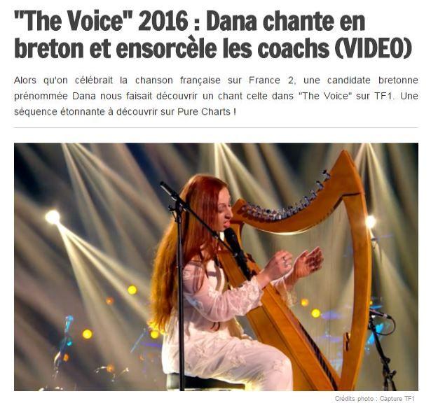Dana pure charts