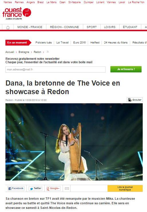 Dana showcase redon