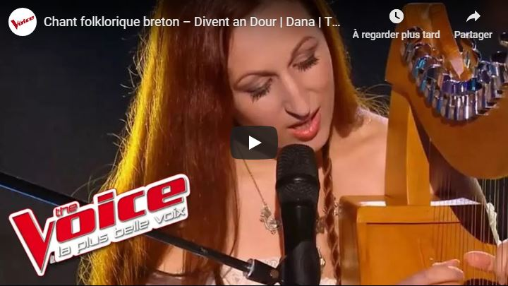 Dana the voice