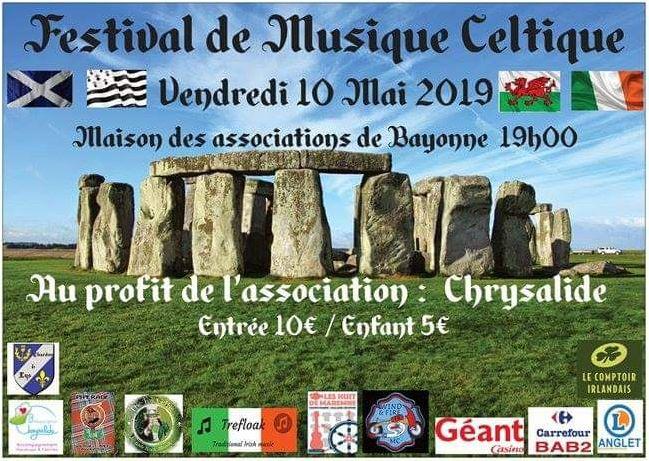 Festival de musique celtique en pays basque 3