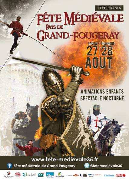Fete medievale du grand fougeray