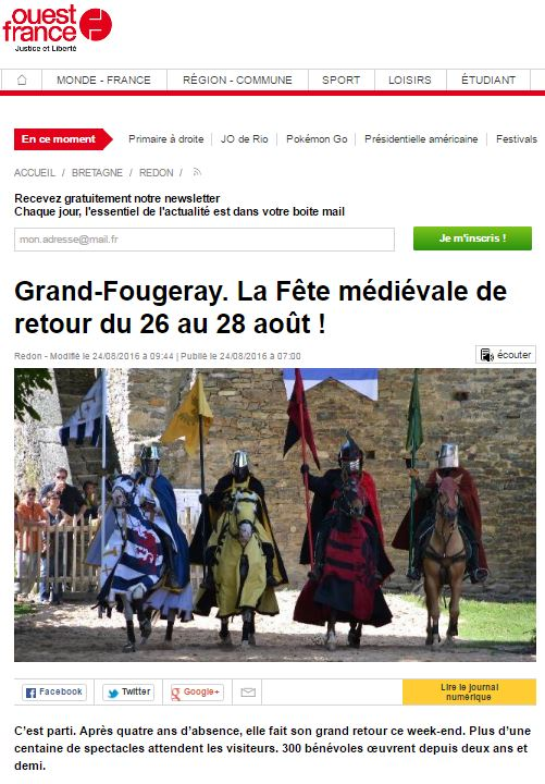 Grand fougeray
