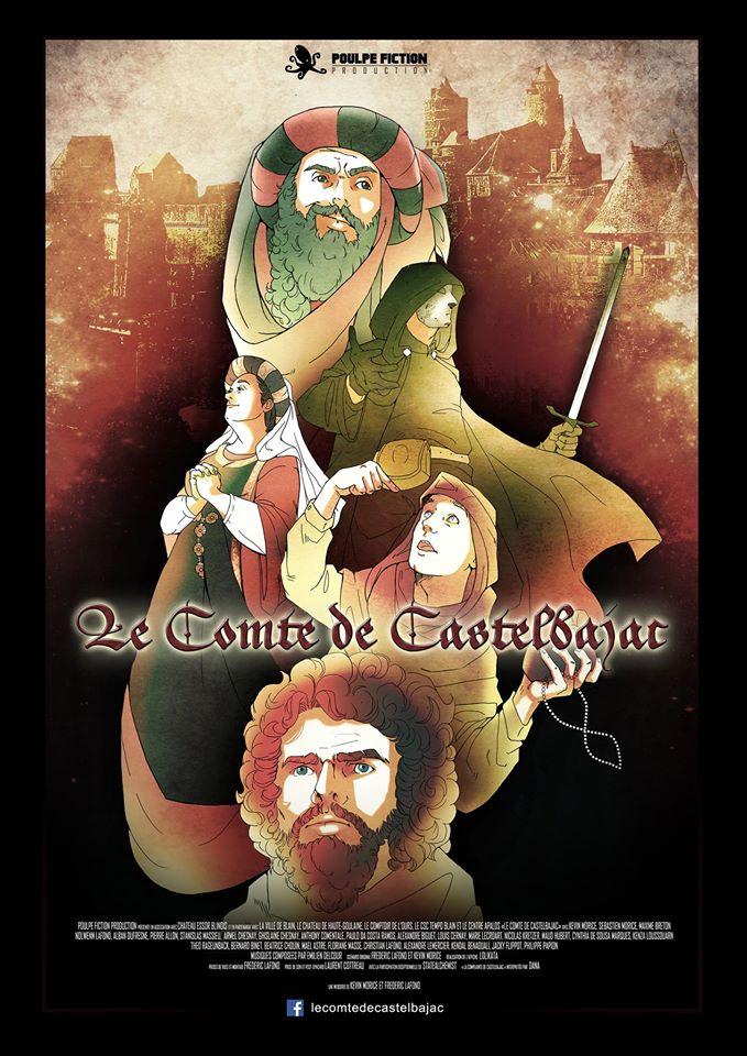 Le comte de castelbajac