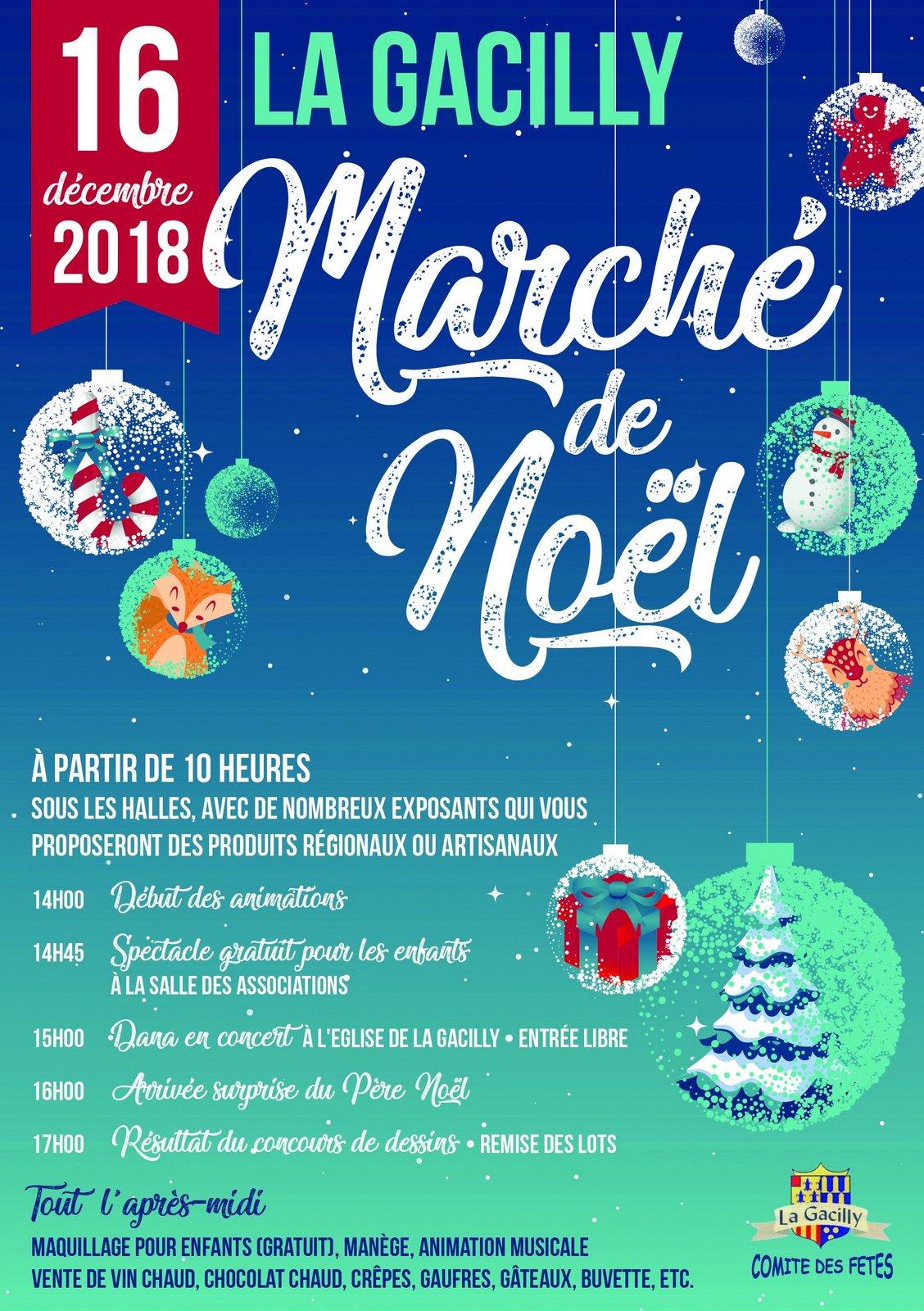 Marche de noel la gacilly 1