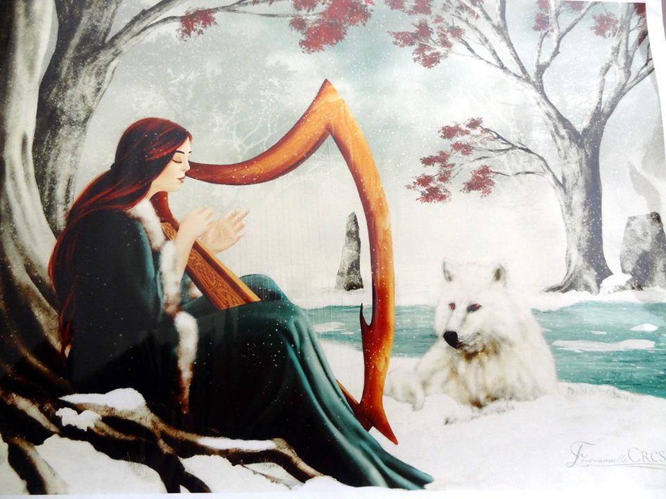 Winter song emmanuelle cresp